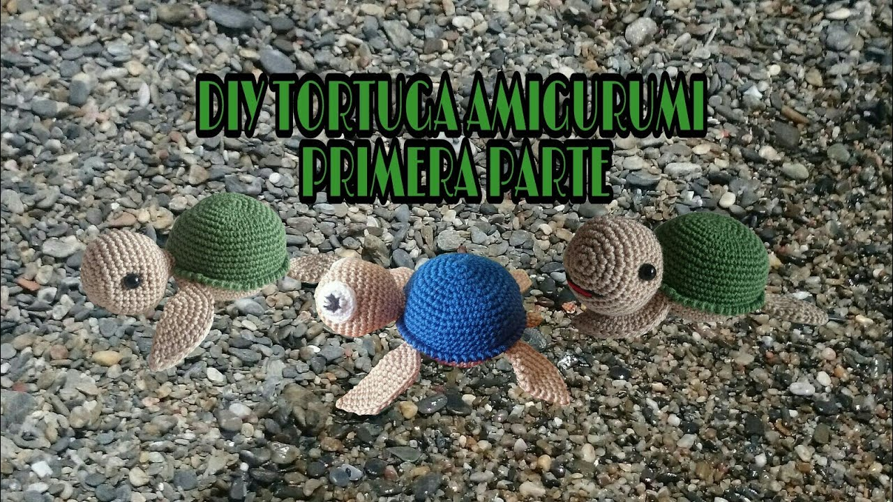 Crochet Turtle PATTERN Amigurumi pattern Turtle pdf tutorial | Etsy | 720x1280