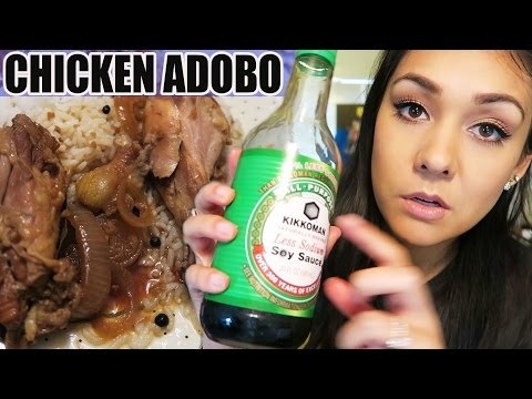 Chicken Adobo Slowcooker Recipe