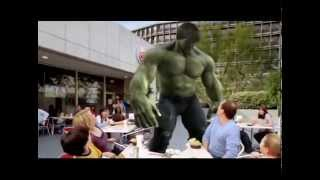 Hulk: Marvel / Hulk vs. Dad