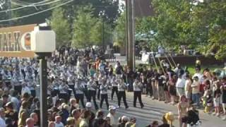 Spirit of Gold Marching Band