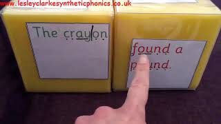 Letters and Sounds Phase 5a Week 3: Silly Sentences 'ay' & 'ou' & 'a-e' & 'i-e'