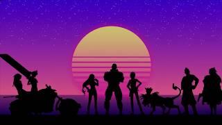 Final Fantasy 7 Costa Del Sol Synthwave Remix Mp3 Download