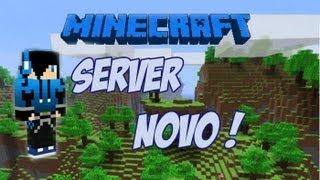 2015 Server de Minecraft: 1.8 [24 Horas] Brasileiro [HD] Sem Hamachi [Pirata e Original]