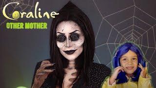 Coraline S Other Mother Makeup Tutorial Vloggest