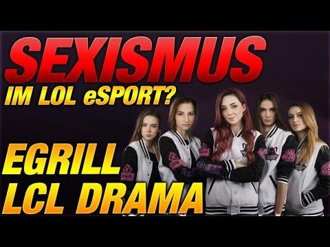 Sexismus im LOL eSport? Egrill LCL Drama um Vaevictis eSports [League of Legends]