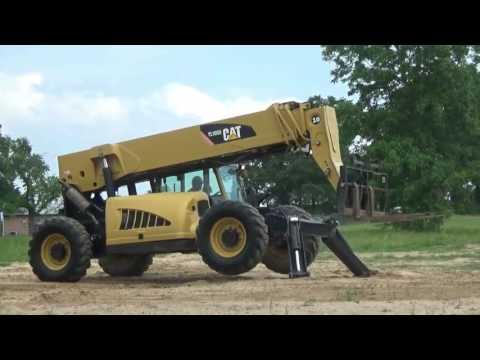 2009 Caterpillar TL1055 Forklift Stk# CA1133