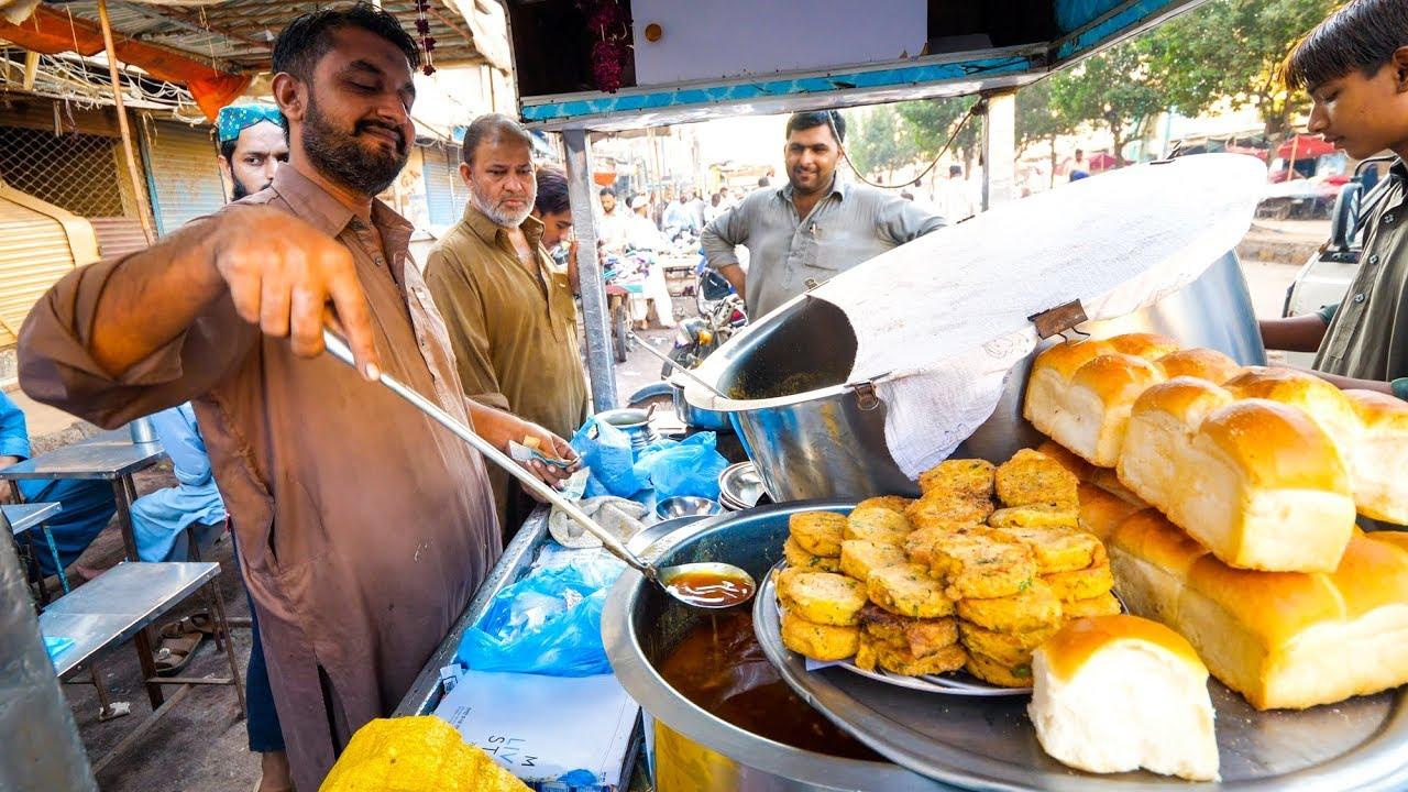 Breakfast In Lyari Karachi Street Food In Former Danger Zone In Pakistan