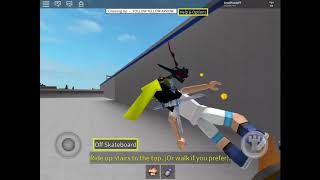 Growing Up! (ROBLOX) Skateboarding
