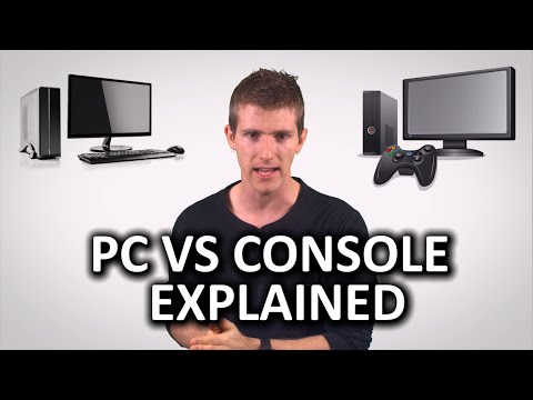 Difference Between Personal Computers and Game Consoles