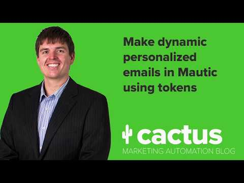 Make dynamic personalized