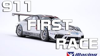 iRacing - 911 GT3 Cup First Race