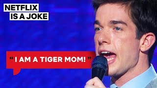John Mulaney Fights Back Against Bullies | Netflix Is A Joke