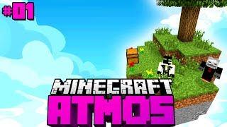 HAST du HÖHENANGST?! - Minecraft ATMOS #01 [Deutsch/HD]