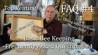 Beginner Beekeeping Frequently Asked Questions #4 How to keep honey bees thumbnail