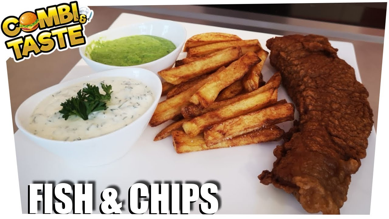 fish chips perfekt simpel selber machen copy taste cat youtube. Black Bedroom Furniture Sets. Home Design Ideas