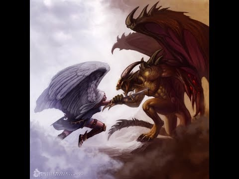 Gary Wayne - Antediluvian Atlantean Dragon Lords and Their Blood Progeny I of II