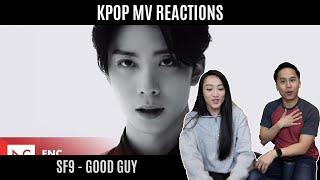 Download SF9 - GOOD GUY MV REACTION [THIS IS SOME BOUJEE COMEBACK!!] Mp3 and Videos