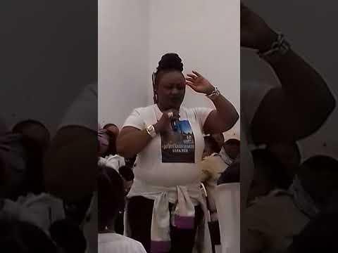 60 ans d anniversaire de Ya Benne Weyi Fiésta à Paris avec Djonadjo potonapoto