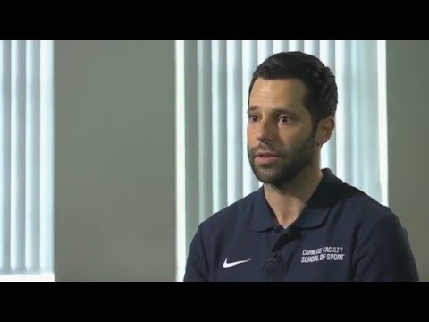 MSc Sports Coaching Bob Muir