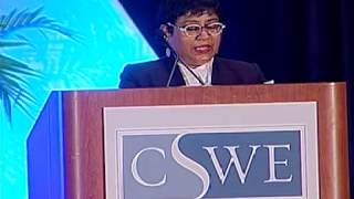 Hokenstad International Lecture @ 2018 CSWE APM - Dr. Innette Cambridge thumbnail