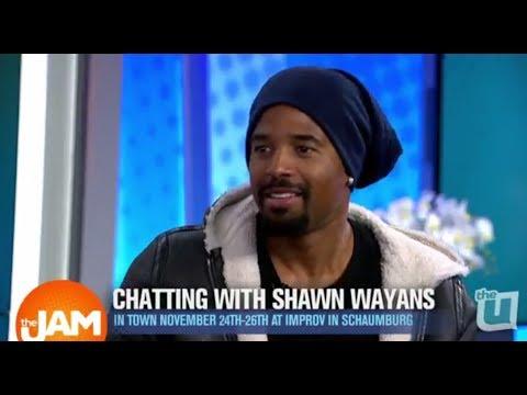 Shawn Wayans Talks 'In Living Color,' Eddie Murphy, and Siblings