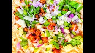 Chilli Chana Recipe | Chana Chaat | Chana Bhel | Chana Jor Garam