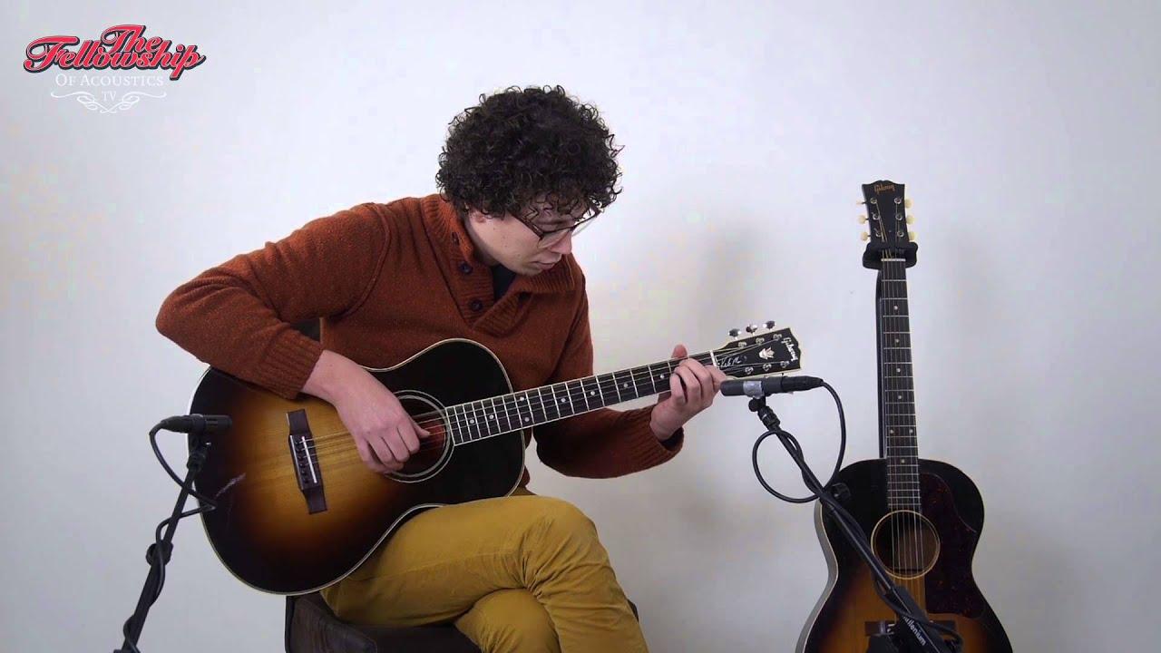 Gibson Bluesmaster Keb Mo Signature At The Fellowship Of Acoustics