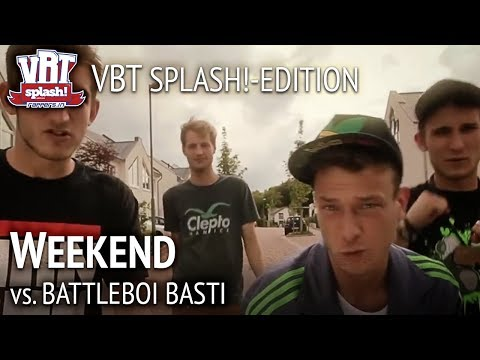 BattleBoi Basti vs. Weekend RR1 [FINALE] VBT Splash!-Edition
