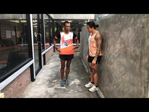 เทคนิคการวิ่งระยะไกล cr พี่บังอร