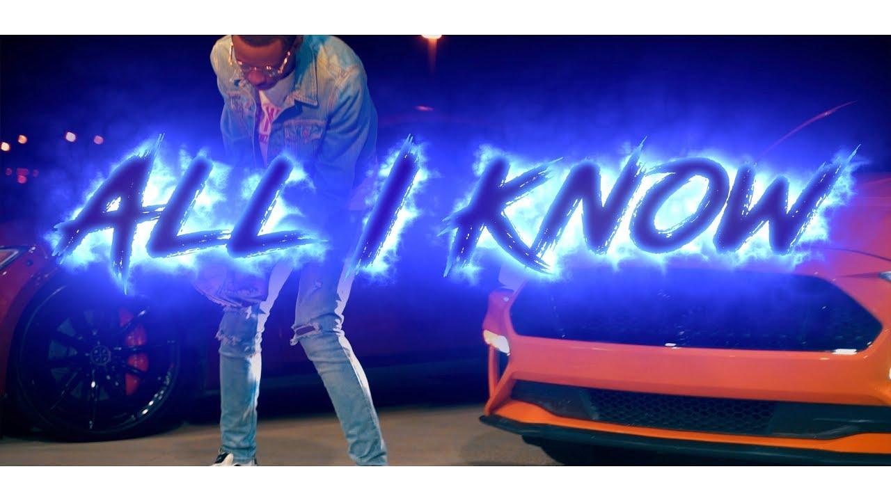 Sev Santana - All I Know ft. 3turnt (Music Video)