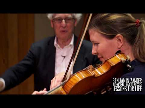 Interpretation Class: Bach - Partita No. 2, Allemande and Sarabande