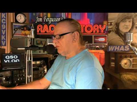 JIM FERGUSSON KC9VKV QSO-VLOG - BOB-WB0NPN!! - VOA MUSEUM OF BROADCASTING - FERGUSSON/TRAX - RS 1040