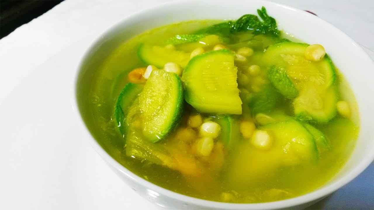 Cocinar sopa de flor con calabacitas youtube - Flores para cocinar ...