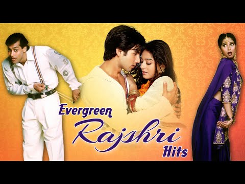 Evergreen Rajshri Songs Jukebox | All Time...