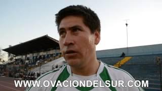 Miguel De cordova jugador de Social Corire - Copa Perú Etapa Departamental - 08/08/2015