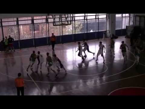 basquet ugab vs pinocho 1-6-13 Travel Video