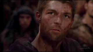 Спартак показывает Криксу кто здесь лидер.