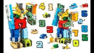 Трансботы Бойовий розрахунок Трансформери Роботи Іграшки для Дітей Відео