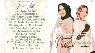 Full Album Sholawat Terbaru NISSA SABYAN & ANISA RAHMAN - Syaikhona || Li Khamsatun || Atouna Tufule