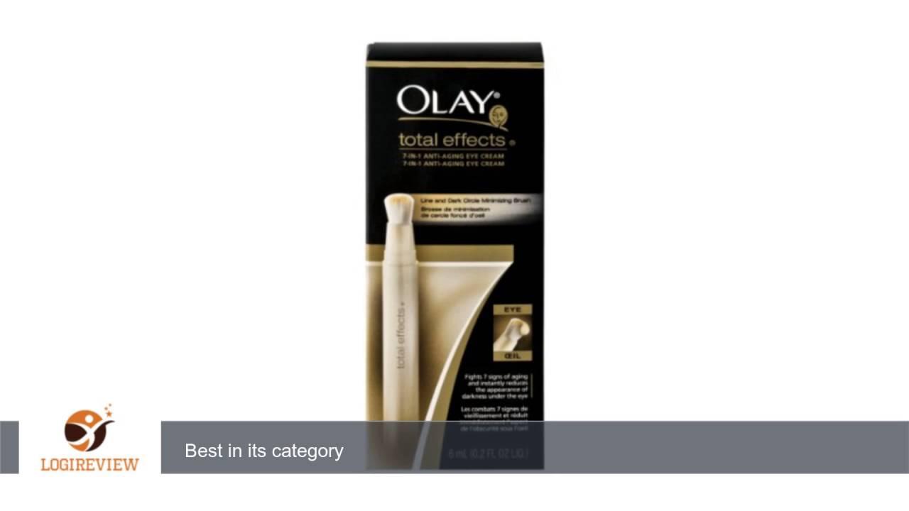 P & G Olay Total Effects Eye Cream, 0.2 oz Wet Platinum 1.0 fl oz/30ml