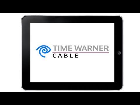 Time Warner Cable TV iPad App Overview
