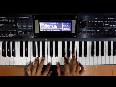 Tulus - Sewindu Piano Cover