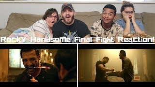 ROCKY HANDSOME FINAL FIGHT | Reaction!