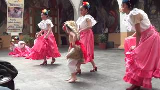 Ballet Folklórico Oxpanixtli - El Son Del Jabali
