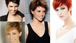 Latest Pixie Haircut Ideas - Short haircuts that make younger