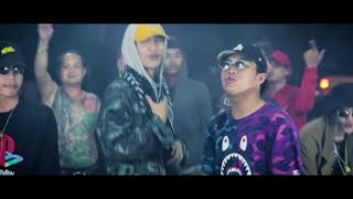 DJ Chicken - 100G (ຂີດດຽວ)  Ft. ROMA x Alex Smoke x DJ Young T (Official MV)