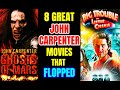 Top 8 Underrated Movies Of John Carpenter That Needs Recognition