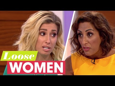 Saira Hates Being Judged for Not Giving Her Children Fizzy Drinks and Sweets | Loose Women
