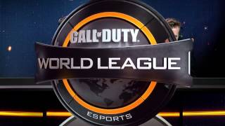 2/10 NA Pro Division FaZe Clan vs OpTic Gaming - Official Call of Duty® World League