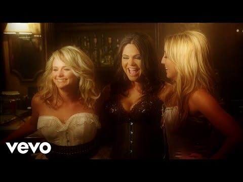 Pistol Annies - Annie Up Photo Shoot - Behind The Scenes